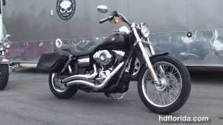 5. Used 2013 Harley Davidson Dyna Super Glide Custom  Motorcycles for sale  - Lake City, FL