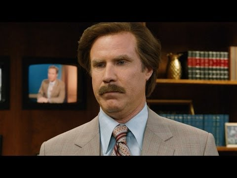 Anchorman: The Legend Continues (Clip 'We Dig')
