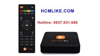 HCMLIKE Channel-FPT Play Box-Hop giai tri gia dinh, FPT Play, FPT Play HD, truyen hinh FPT Play, lap FPT Play