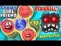 RED BALL 4 FIDGET SPINNER SAVES CHASE'S GIRLFRIEND! FGTEEV BOSS BATTLE #10 (Volume 5 Level 70-75)