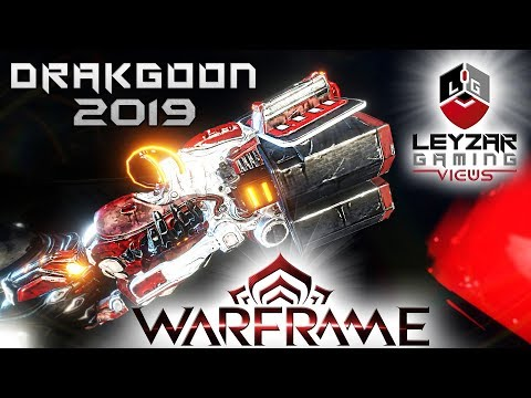 Drakgoon Build 2019 (Guide) - New Player Tutorial (Warframe Gameplay)