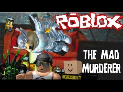 Family Game Nights Plays: Roblox - The Mad Murderer VIP Update (PC)
