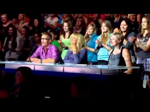 Finnish Got Talent live  DJ Performance (djPreal)