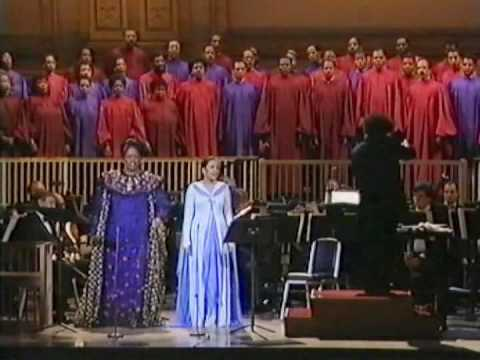 certainly - [For blasianFMA] Performing at Carnegie Hall .... with James Levine .... March 1990.