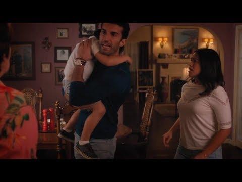 Jane The Virgin 4×16 Alba hits Mateo  Xiomara gets worse  Donna dies