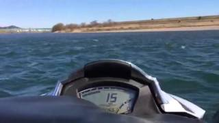 5. Kawasaki ULTRA 300LX 2012 Water Test
