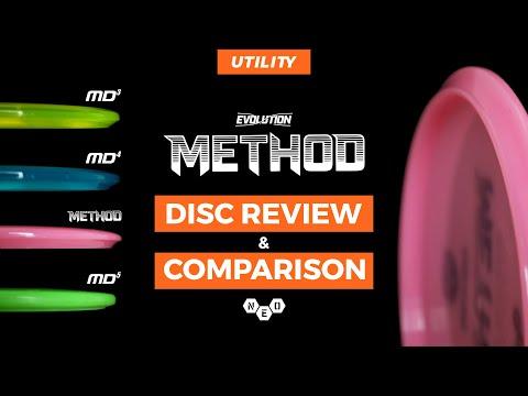 Discmania Evolution Method   Disc Review and Comparison