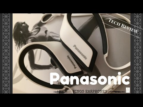 Panasonic Wings: Bluetooth Earphones Review