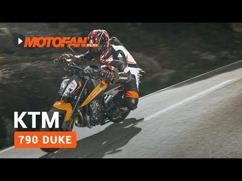 Vídeos KTM 790 Duke