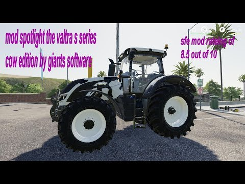 Valtra S Series CowEdition v1.0.0.0