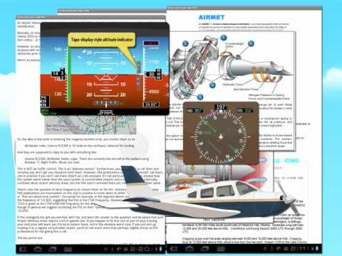 Video of FAA IFR Instrument Rating Prep