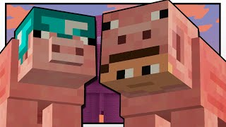 Video Minecraft | THE MYSTERIOUS PIG MAN!! | Custom Mod Adventure MP3, 3GP, MP4, WEBM, AVI, FLV Oktober 2017