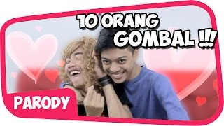 Video 10 GOMBAL PALING MAUT #gombal MP3, 3GP, MP4, WEBM, AVI, FLV November 2017