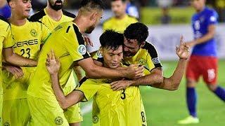 Video Ceres Negros FC vs Johor Darul Ta'zim (AFC Cup 2017 : Zonal Semi - final - 2nd Leg) MP3, 3GP, MP4, WEBM, AVI, FLV September 2018