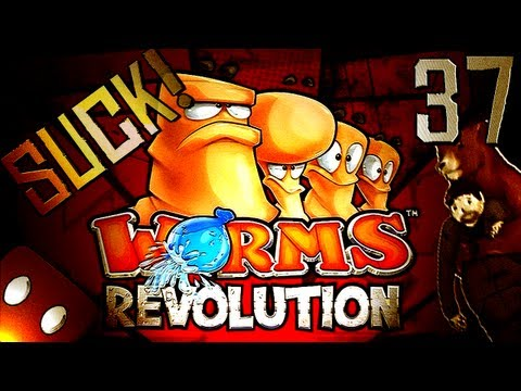 worms - The Worms Revolution is here. Use the Water...USE THE PHYSICS! Leave a rating if you want! Worms Playlist: http://www.youtube.com/playlist?list=PLC64FD8CE52A...