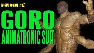 Video MORTAL KOMBAT Goro Animatronic Suit BTS MP3, 3GP, MP4, WEBM, AVI, FLV Oktober 2018