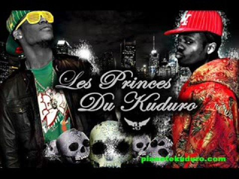 **NEW** LES PRINCES DU KUDURO -TSUNAMI (Tlcommande) **NEW**