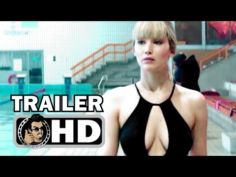Red Sparrow Trailer Starring Jennifer Lawrence