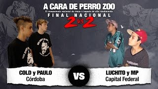 (Córdoba) COLD y PAULO vs LUCHITO y MP (Capital Federal)TIENDA SUDAMETRICA:https://www.facebook.com/TiendaSudametricaOficial⬇ NUESTRO MERCADO LIBRE ⬇▲ Mercado Libre: https://eshops.mercadolibre.com.ar/SUDAMETRICAORIGINAL⬇ SEGUÍNOS EN TODAS NUESTRAS REDES SOCIALES ⬇🎥 YouTube: https://www.youtube.com/sudametrica👍 Facebook: https://www.facebook.com/sudametrica1original💻 Página Web: https://www.sudametrica.com 📷 Instagram: https://www.instagram.com/sudametrica