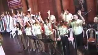 Video Alzaré mis manos - ALIANZA NUEVA, La Mansión MP3, 3GP, MP4, WEBM, AVI, FLV Maret 2019