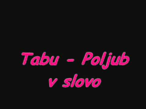 Video Tabu - Poljub v slovo download in MP3, 3GP, MP4, WEBM, AVI, FLV January 2017