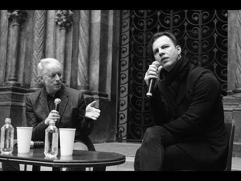Теодор Курентзис и Леонид Десятников. Встреча со зрителями