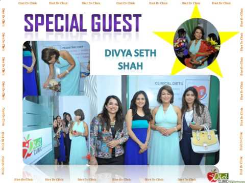 LAUNCH OF DIET DR CLINIC- POWERED BY HARPREET PASRICHA