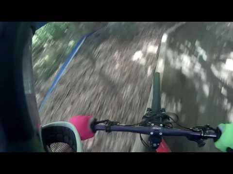 Video zelená trasa