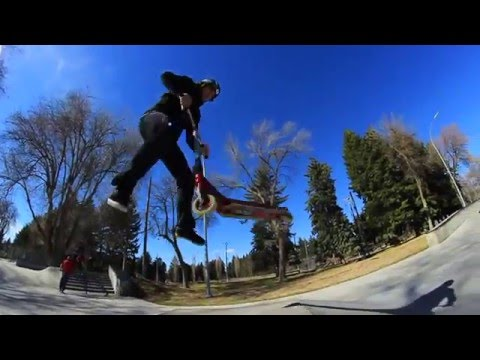 Idaho Falls Skatepark 2016 | Sam Sperry and Rayce Palmer