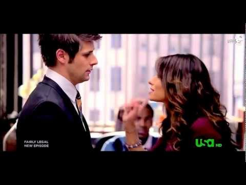 Kate/Ben || Give Me Love | Fairly Legal