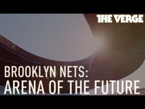 Inside Brooklyn Nets Barclays Center: The Most High Tech Stadium in Sports | Video