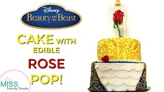 Nonton Beauty And The Beast Cake With Edible Rose Pop        Miss Trendy Treats Film Subtitle Indonesia Streaming Movie Download