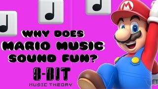 In one of my most ramble-y videos ever I look at what makes Mario music sound so distinctly like Mario music.Patreon: https://www.patreon.com/8bitmusictheoryTwitter: https://twitter.com/8bitMusicTheoryFootage used from:Wynton Marsalis Septet plays Happy Birthday: https://www.youtube.com/watch?v=bYi5hJR7O7YWe Are The City - Happy New Year: https://www.youtube.com/watch?v=qmh4eIhjIYkGWAR - Let Us Slay: https://www.youtube.com/watch?v=2NzA4XLjRaMVulfpeck - Daddy, He Got A Tesla:https://www.youtube.com/watch?v=8DRCGcuByQc