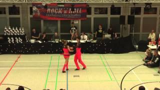 Deborah Werz - Adrian Beck - 30. Herbstmeisterschaft 2014