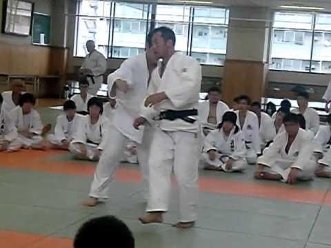 Kodokan Tomoe Nage part 2