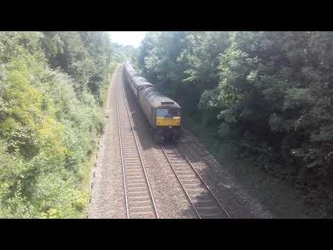 Paddington to Stafford upon Avon  high Wycombe