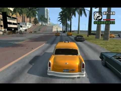 gta san andreas - Author of the mod
