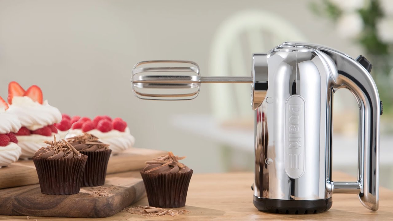 Dualit Hand Mixer preview