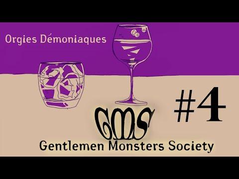 Gentlemen Monsters Society #4 Orgies Démoniaques