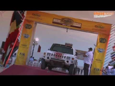 Sealine Cross Country Rally 2013 