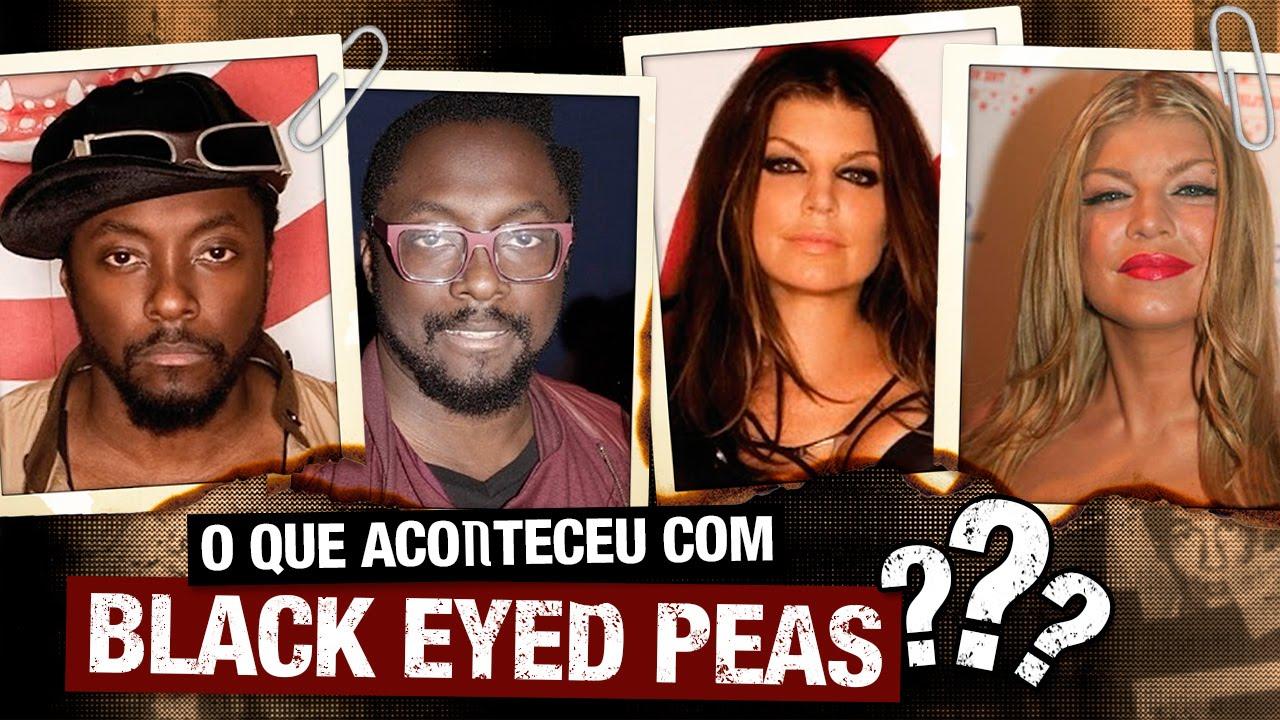 O que aconteceu com o Black Eyed Peas?