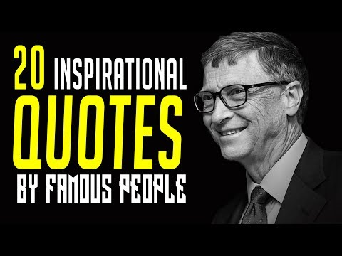 Thank you quotes - 20 Famous QUOTES by Famous People!!!!  INSPIRATIONAL QUOTES  Must Watch