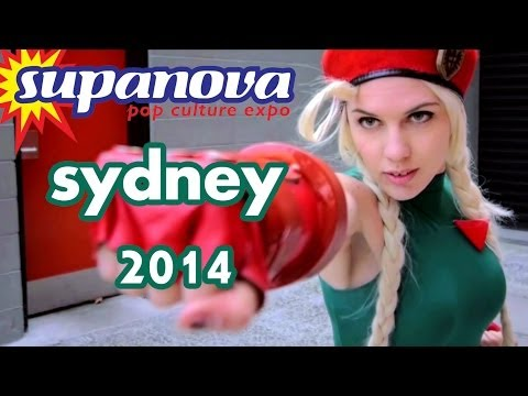 Supanova Sydney 2014 Cosplay Highlights Part 1