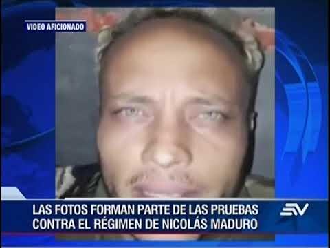 Fotos de amor - Exfiscal de Venezuela revela fotos del expolicía Óscar Pérez