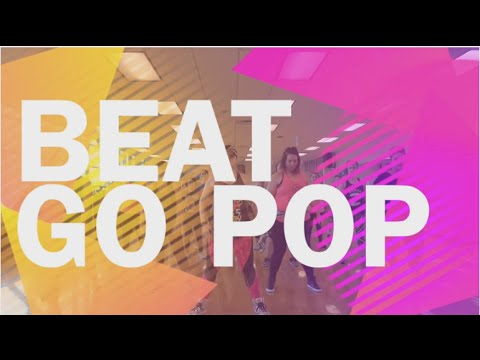Beat Go Pop - Shake It With Sarah - Zumba Fitness