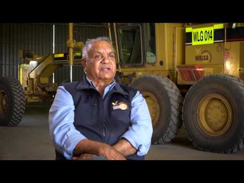 2016 Ethnic Business Awards Finalist – Indigenous in Business Category – Elliott McNamara – Walga Mining and Services