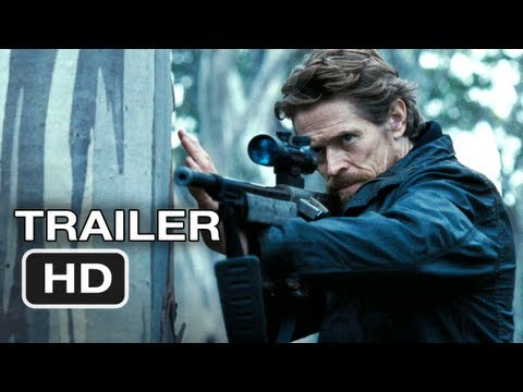 The Hunter Official Trailer #1 - Willem Dafoe, Sam Neil Movie (2012) HD Video