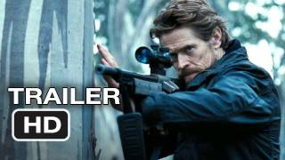 Nonton The Hunter Official Trailer  1   Willem Dafoe  Sam Neil Movie  2012  Hd Film Subtitle Indonesia Streaming Movie Download