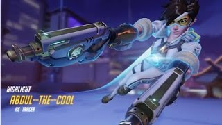 Tracer and Zarya Play of the Game