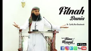 Video Khotbah Jum'at - Dr. Syafiq Riza Basalamah, MA - Fitnah Dunia MP3, 3GP, MP4, WEBM, AVI, FLV April 2019